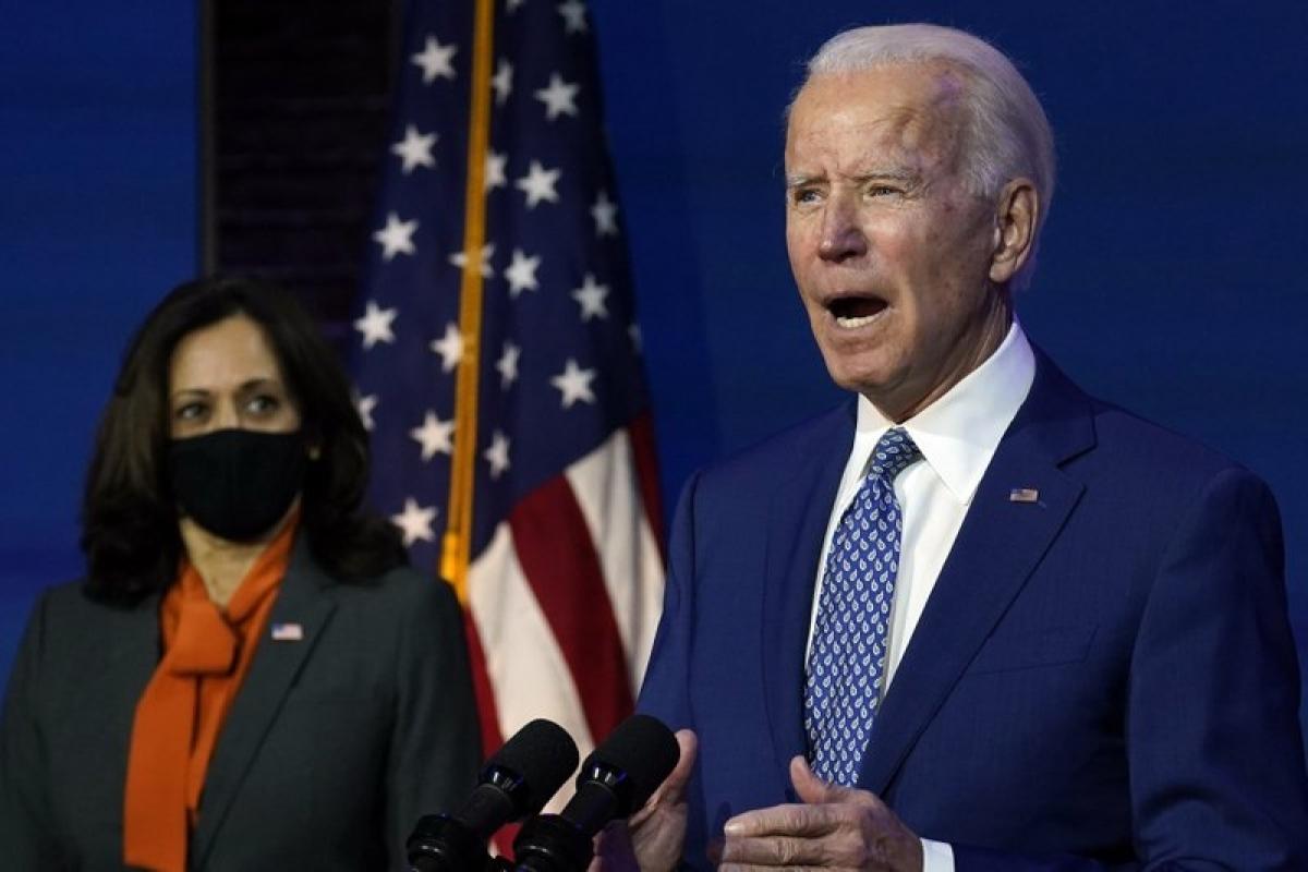 Ông Joe Biden. Ảnh: AP