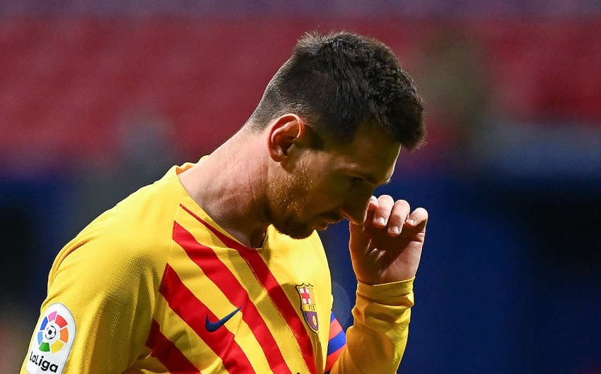 Messi đang có một khởi đầu đáng quên cùng Barca