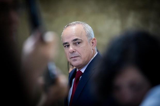 Bộ trưởng Năng lượng Israel Yuval Steinitz. (Ảnh: Flash90)