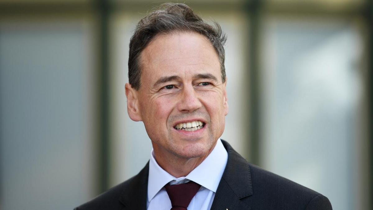 Bộ trưởng Y tế Australia Greg Hunt khẳng định Australia triển khai tiêm vaccine Covid-19 từ tháng 3-2021. Ảnh: The Australian.