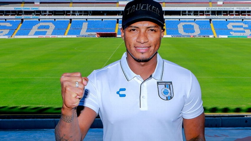 Antonio Valencia ra mắt CLB mới