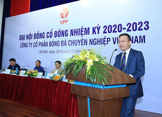 Ông Nguyễn Hồng Minh phát biểu và chỉ đạo tại đại hội