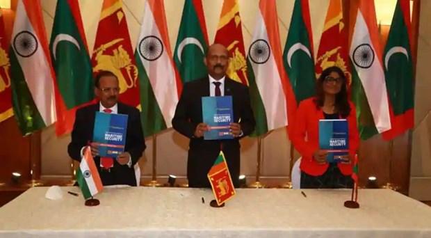 Cố vấn an ninh của Ấn Độ, Maldives và Sri Lanka. Ảnh: Wio News