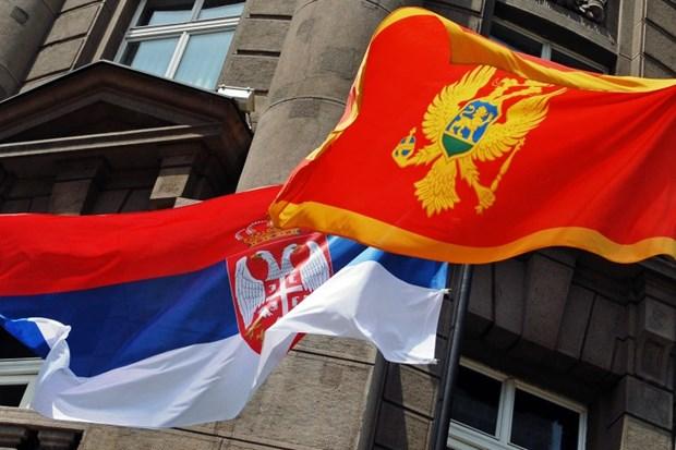 Serbia và Montenegro thường xuyên xảy ra căng thẳng. Ảnh: AFP