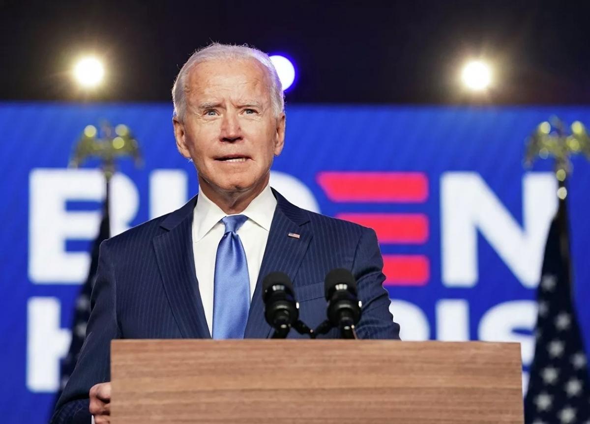 Tổng thống đắc cử Hoa Kỳ Joe Biden. Ảnh:AP