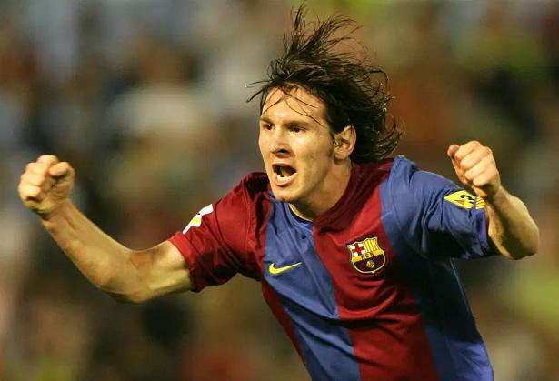Inter từng hỏi mua Messi với giá 250 triệu euro vào năm 2006