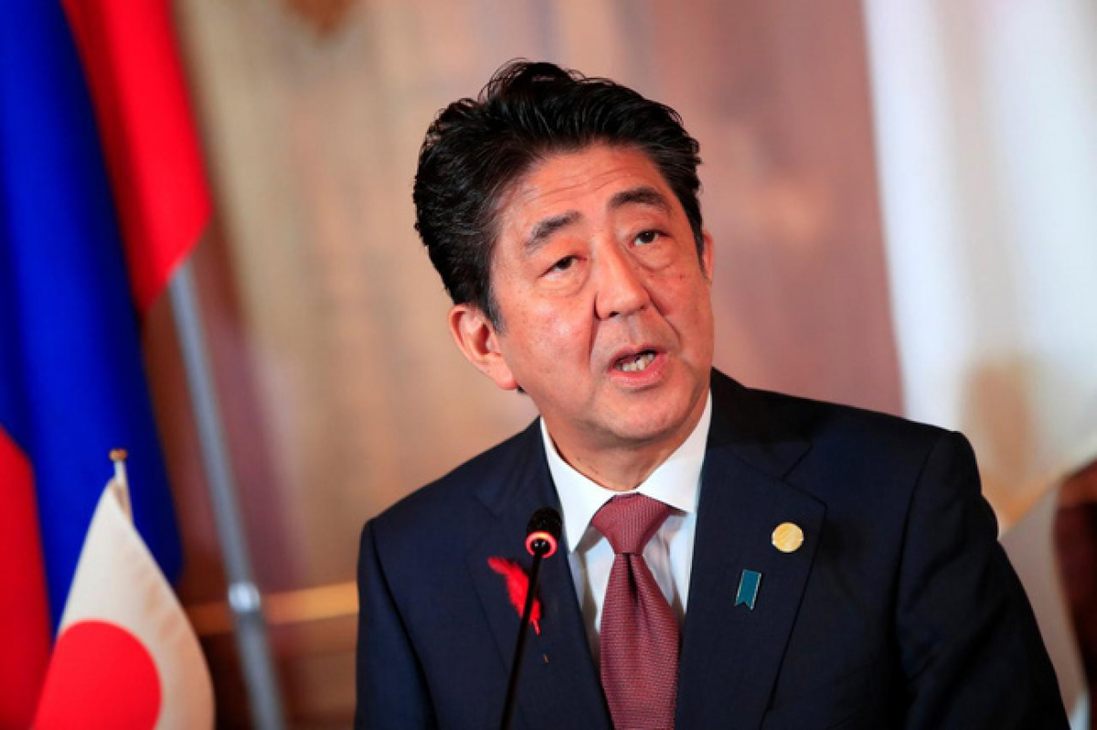 Cựu Thủ tướng Abe Shinzo. Ảnh: Reuters