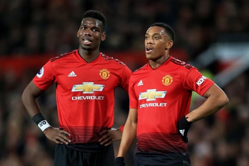 Pogba và Martial sẽ trở lại trong trận đấu với