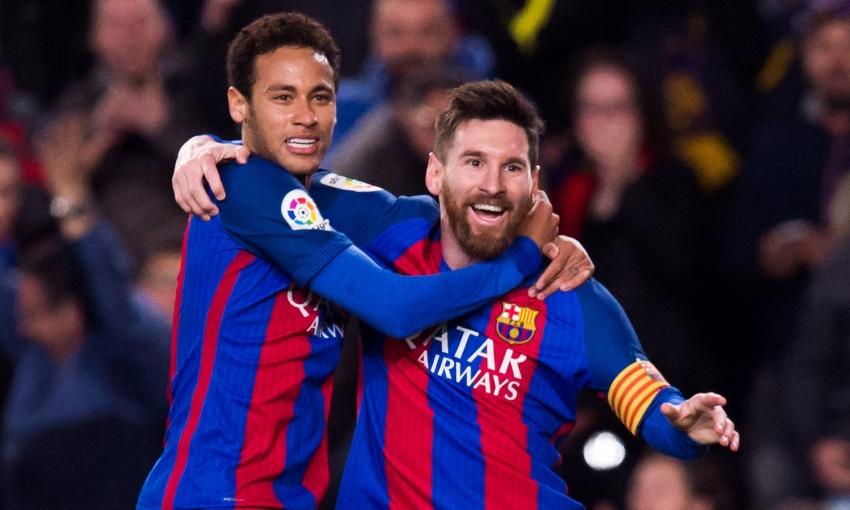 Neymar muốn được tái hợp cùng Messi