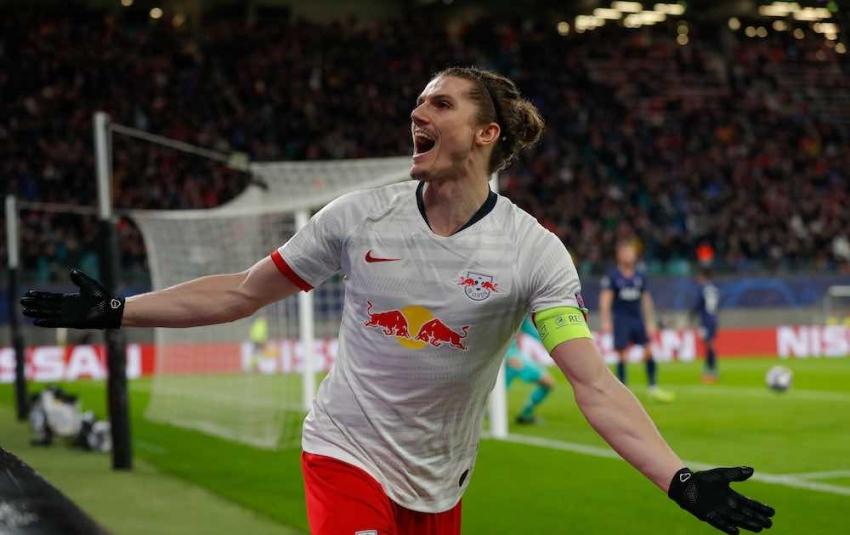 Đội trưởng của Leipzig có một mùa giải ấn tượng.