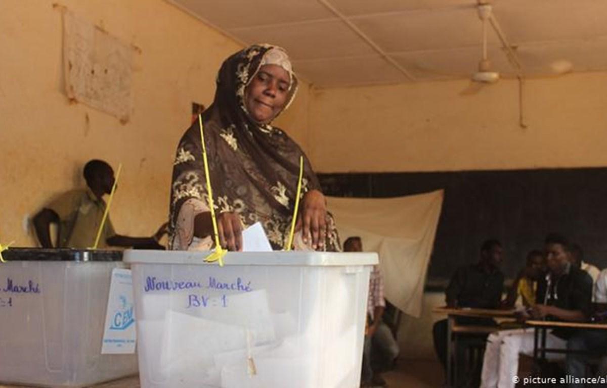 Khoảng 1/3 dân số Niger đủ điều kiện bỏ phiếu trong cuộc bầu cử năm 2020. Nguồn: AA