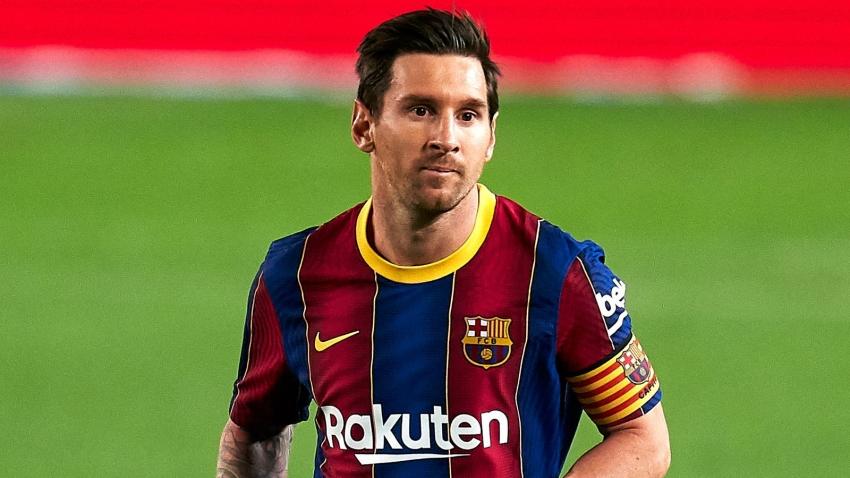 Messi vẫn bỏ ngỏ tương lai
