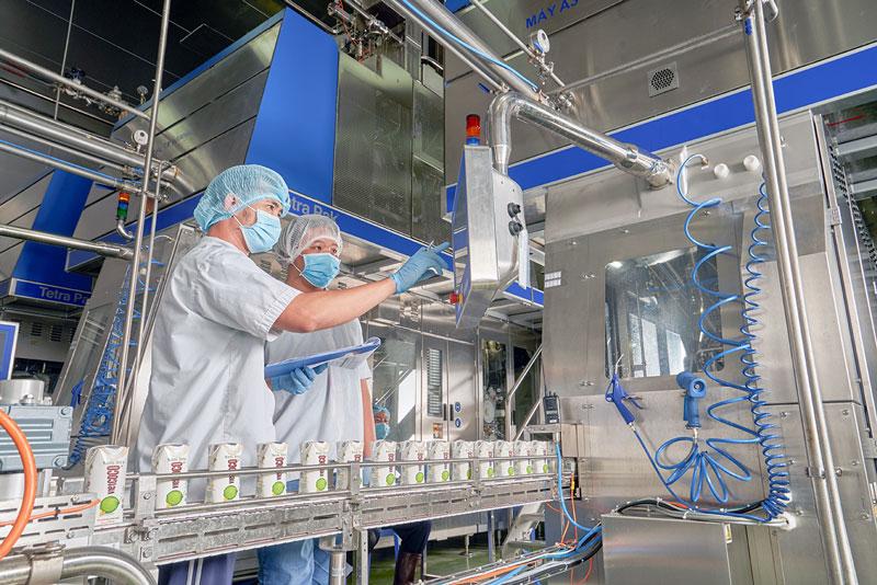 Dòng sản phẩm từ dừa của Công ty TNHH Chế biến dừa Lương Quới tiếp cận thị trường xuất khẩu.