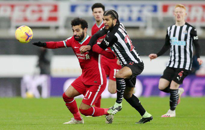 Salah có một ngày thi đấu rất vô duyên