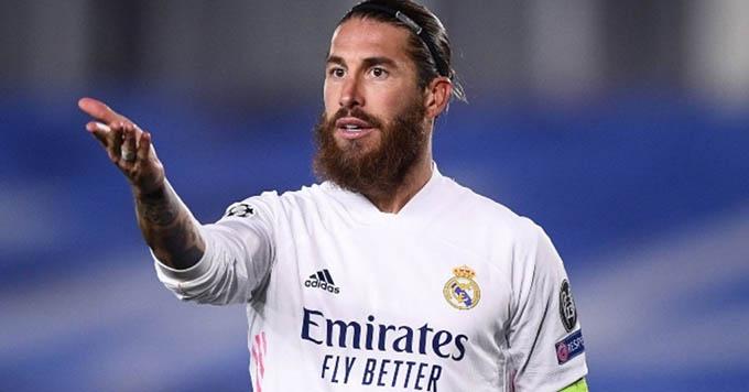 Ramos sẽ gia nhập MU?