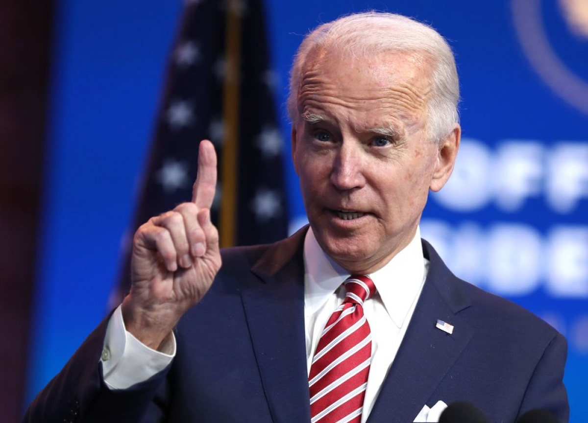 Ông Biden sẽ ký loạt sắc lệnh đảo ngược chính sách của người tiền nhiệm trong ngày đầu nhậm chức. Ảnh: Bloomberg