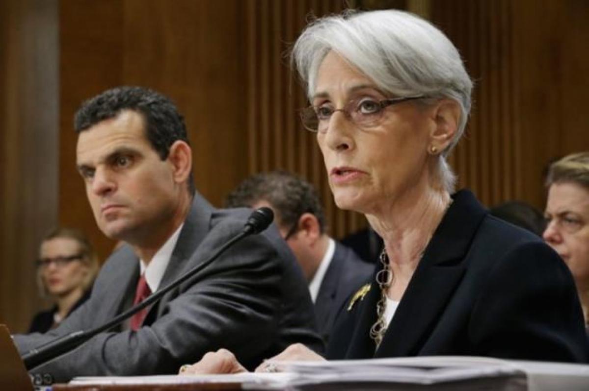 Bà Wendy Sherman được đề cử làm Thứ trưởng Bộ Ngoại giao Mỹ. Ảnh: Getty Images