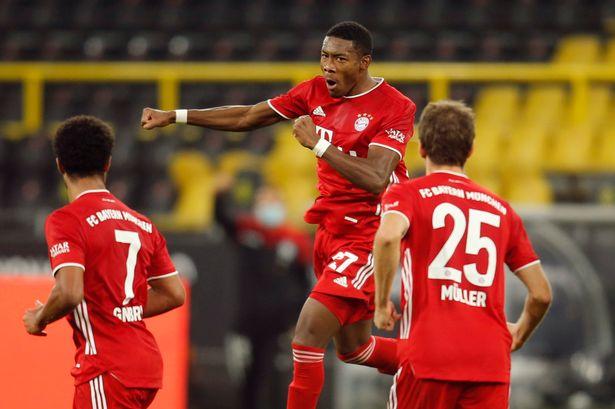 Alaba từ chối gia hạn với Bayern Munich để gia nhập Real Madrid
