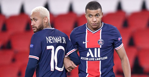 Neymar và Mbappe có thể rời PSG trong thời gian tới
