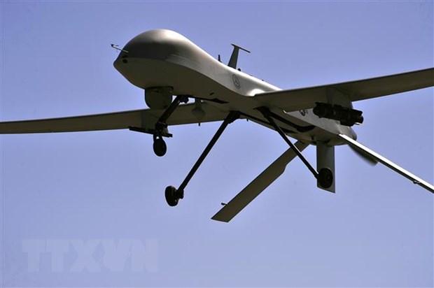 Máy bay không người lái của Mỹ. (Ảnh: AFP/TTXVN)