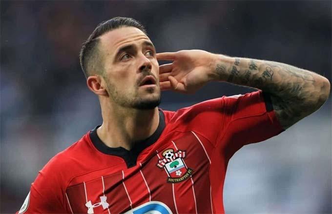 Danny Ings vừa từ chối gia hạn hợp đồng với Southampton