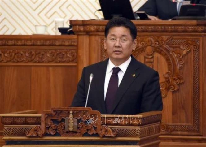 Thủ tướng Mông Cổ Ukhnaa Khurelsukh. Ảnh: Today/TTXVN
