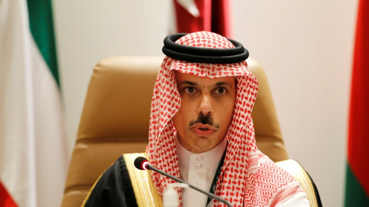 Saudi Arabia đặt điều kiện để ký thỏa thuận hòa bình với israel. Ảnh: RT