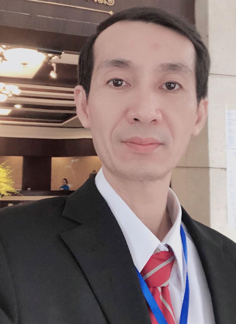 Ông Phạm Văn Minh