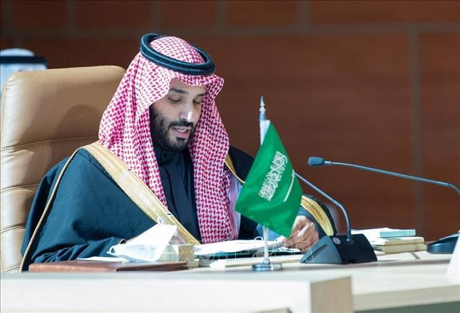 Thái tử Saudi Arabia Mohammed bin Salman. Ảnh: THX/TTXVN