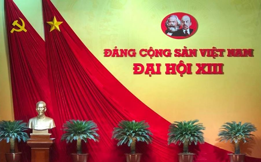 Đại hội lần thứ XIII của Đảng diễn ra từ ngày 25-1 đến ngày 2-2-2021 tại Thủ đô Hà Nội.