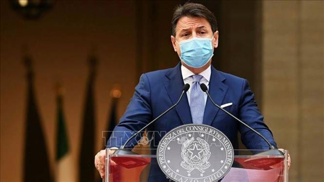 Thủ tướng Italy Giuseppe Conte. Ảnh: AFP/TTXVN