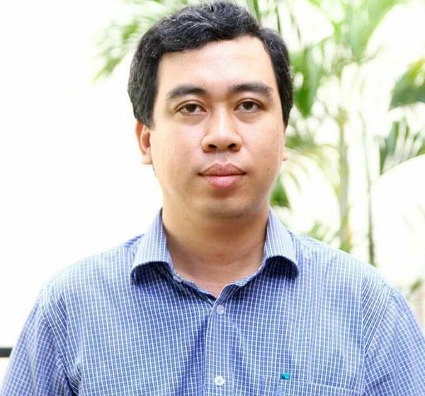 Phó giám đốc BIDV Bến Tre Vũ Thanh Hải