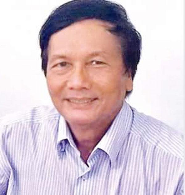 Nhà văn Nguyễn Thảo Nguyên