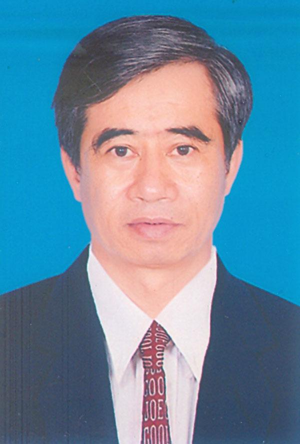 Chủ tịch Hội Cựu giáo chức tỉnh Phạm Nghi Tiện
