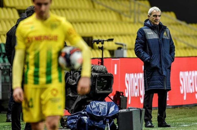 HLV Domenech mới dẫn dắt Nantes từ tháng 12-2020