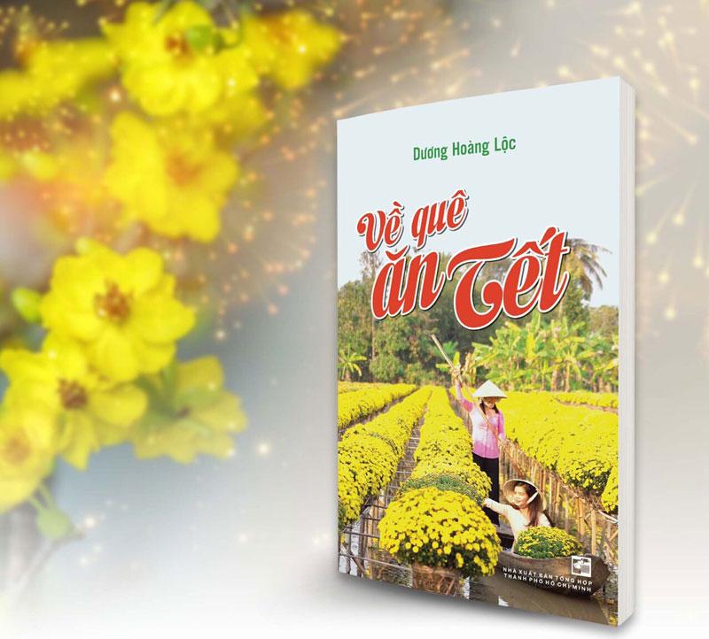 Bìa sách Về quê ăn tết.