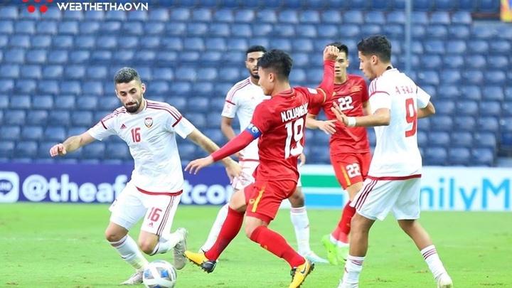 UAE xin đăng cai tổ chức các trận còn lại của bảng G thuộc vòng loại thứ 2 World Cup 2022.