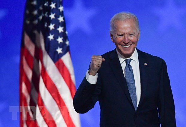 Tổng thống Mỹ Joe Biden. Ảnh: AFP/TTXVN
