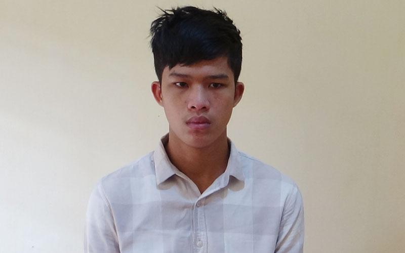 Đối tượng Nguyễn Nhựt Phàm.