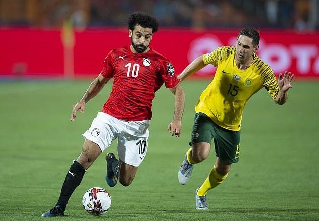 Salah sẽ dự Olympic cùng đội tuyển Ai Cập