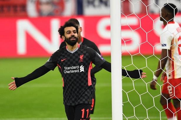 Liverpool thắng RB 2-0 ở trận lượt đi diễn ra tại Budapest