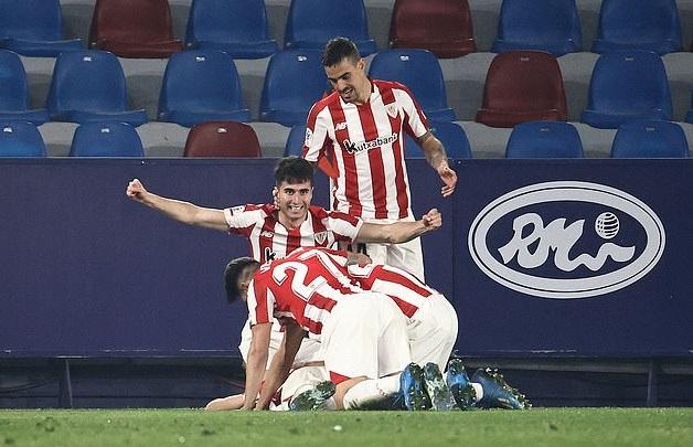 Bilbao sẽ phải đá 2 trận chung kết Cúp Nhà vua trong 2 tuần