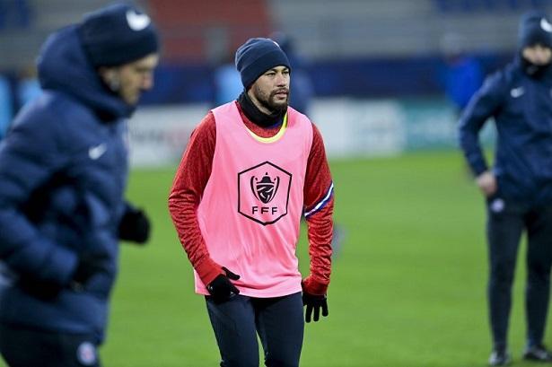 Neymar có thể trở lại ở trận gặp Barca