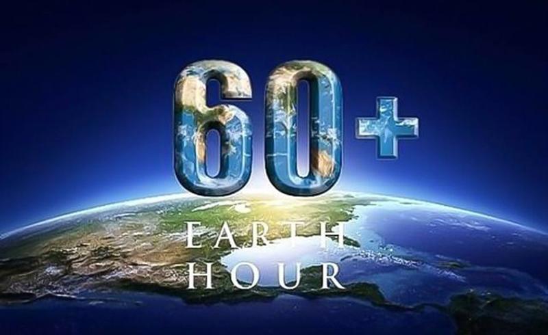 Giờ Trái đất năm 2021 sẽ diễn ra từ 20g30 đến 21g30 thứ Bảy, ngày 27-3-2021. (Ảnh: Internet)