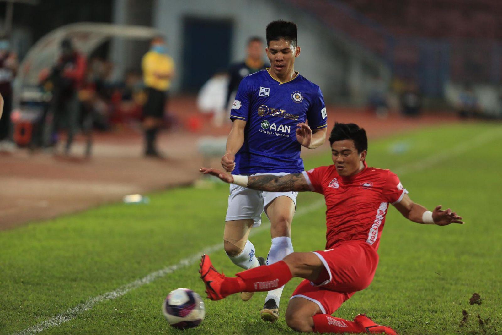 Hải Phòng nhập cuộc đầy quyết tâm trước Hà Nội FC
