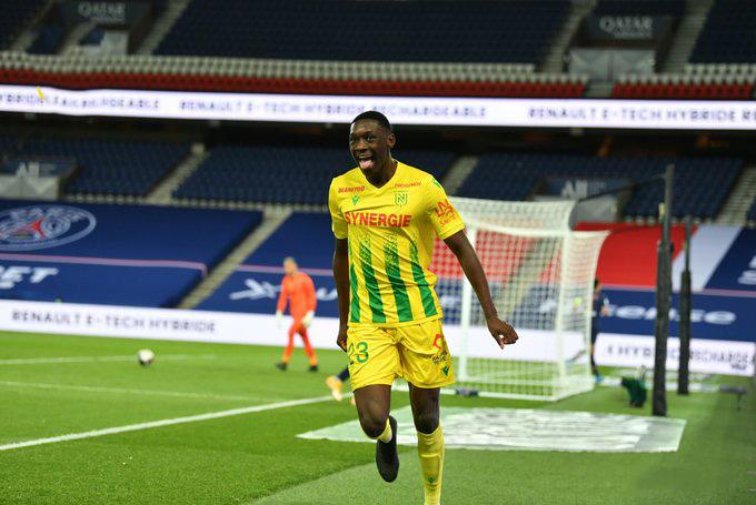 Randal Kolo Muani tỏa sáng ở trận PSG vs Nantes với 1 bàn thắng và 1 kiến tạo
