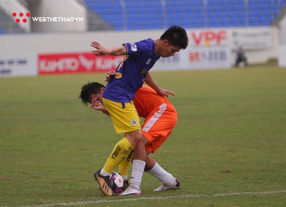 Hà Nội FC lại có trận đấu đáng thất vọng.