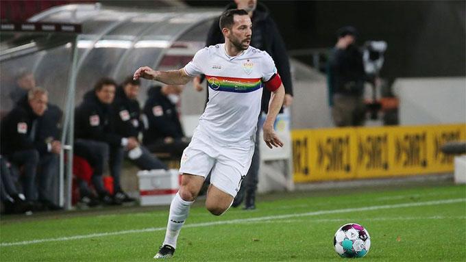 Gonzalo Castro sẽ rời Stuttgart vào cuối mùa