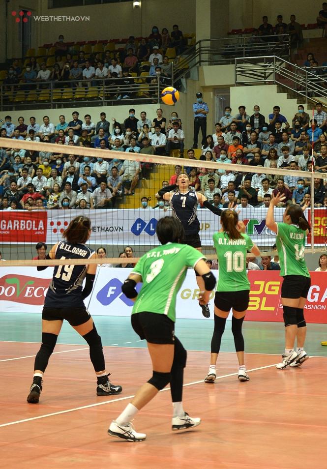 VTV Bình Điền Long An đã có 1 trận đấu xuất sắc