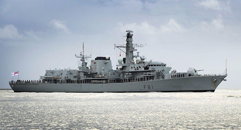Anh sẽ điều hai tàu chiến tới Biển Đen vào tháng 5 tới. Ảnh: Sputnik